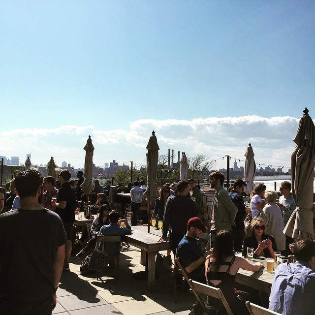 The NYC Rooftop Bars Where You Need to Spend Your Summer