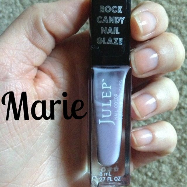 Julep-Marie - American Beauty Rock Candy Nail Glaze - Don\'t really ...