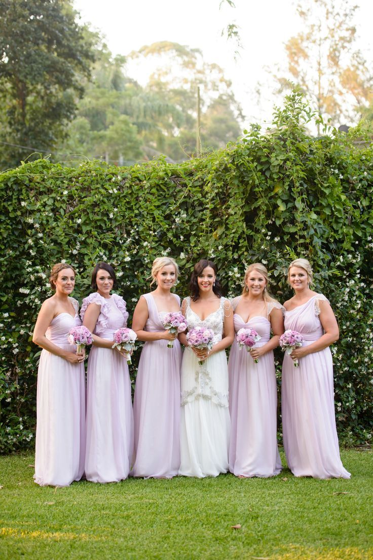 Bundaleer rainforest gardens wedding lavender bridesmaid bundaleer rainforest gardens wedding orchid bridesmaid dresseslavender ombrellifo Gallery