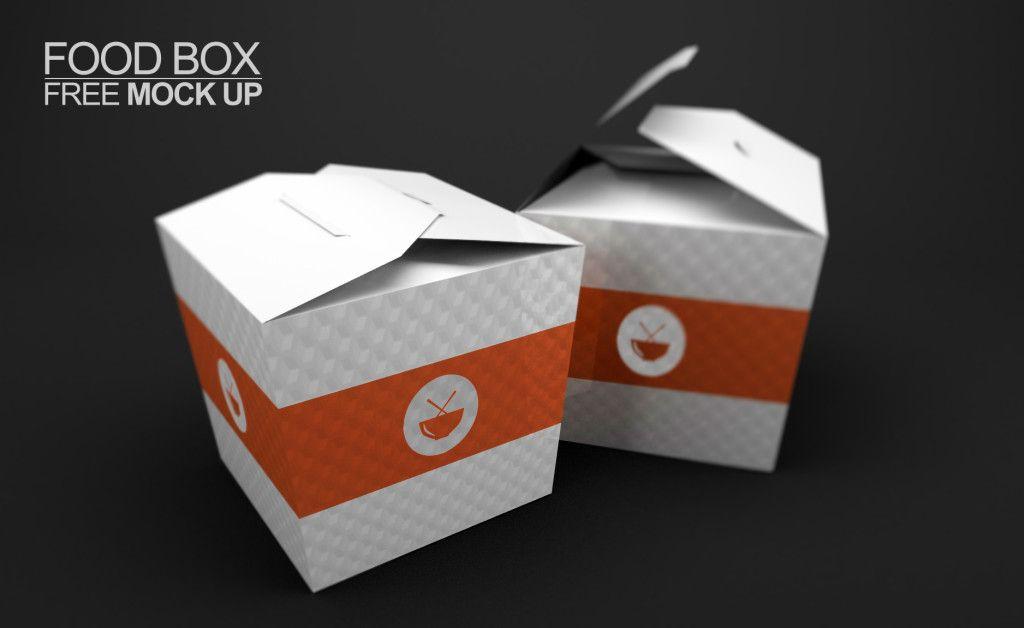 Food Box Mockup Free Psd Templates Download Branding Mockup Psd Free Branding Mockups Packaging Mockup