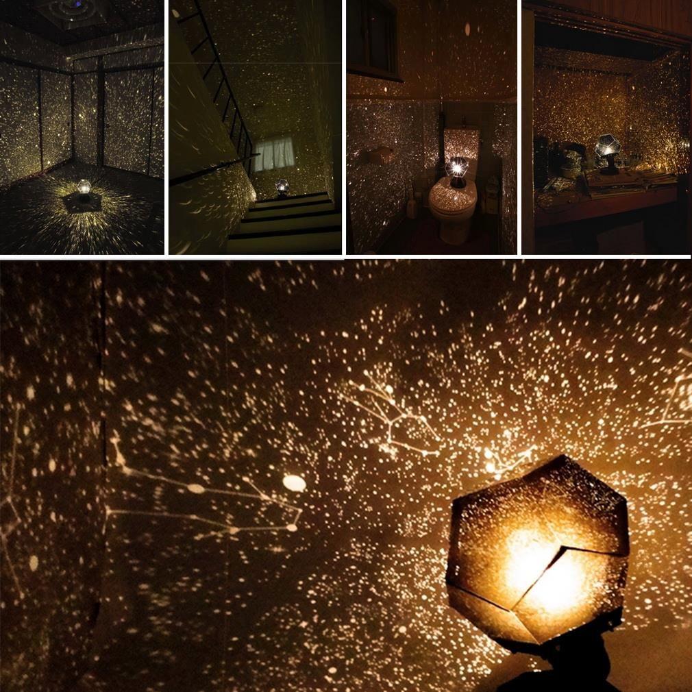 Goedkope nieuwe hete verkopende 1pc celial ster projector lamp ...