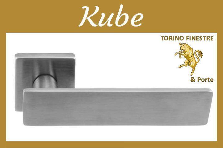 maniglie modello kube torino | Maniglie di Design INOX | Porte ...