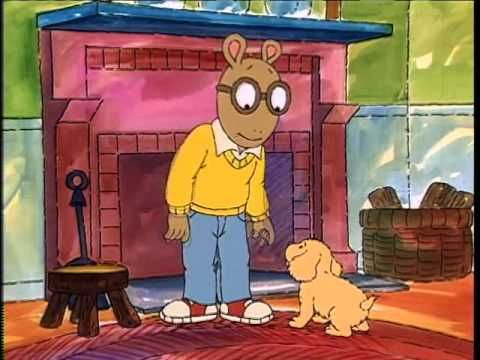 Arthur Season 1 Episode 8a - YouTube | school-videos-Arthur