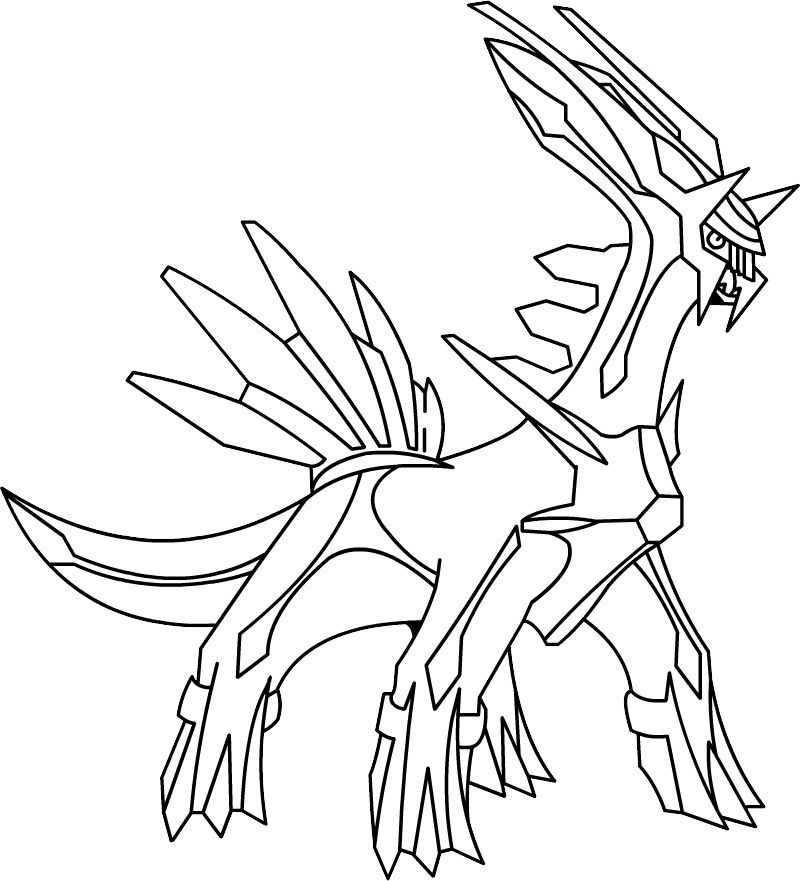 Pin On Lineart Pokemon Detailed