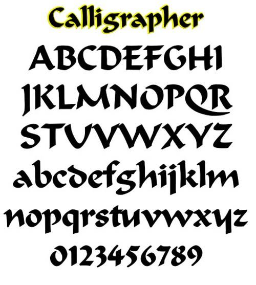 1000+ images about Calligraphy on Pinterest | Steampunk ...