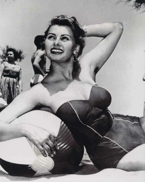 Opinion sophia loren armpits can
