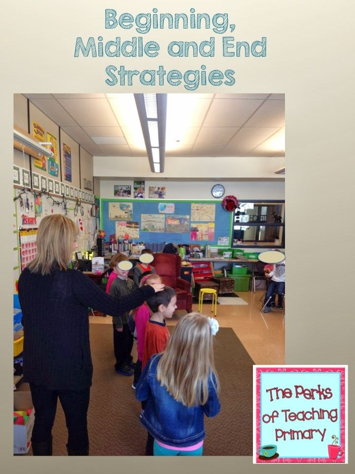 The Perks of Teaching Primary By: TheWriteStuff: Bright Ideas For: Beginning, Middle and End