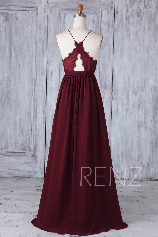 abd88cc0d0f57 image 3 Tulle Dress, Sequin Dress, Strapless Dress, Chiffon Dress, Wine  Dress