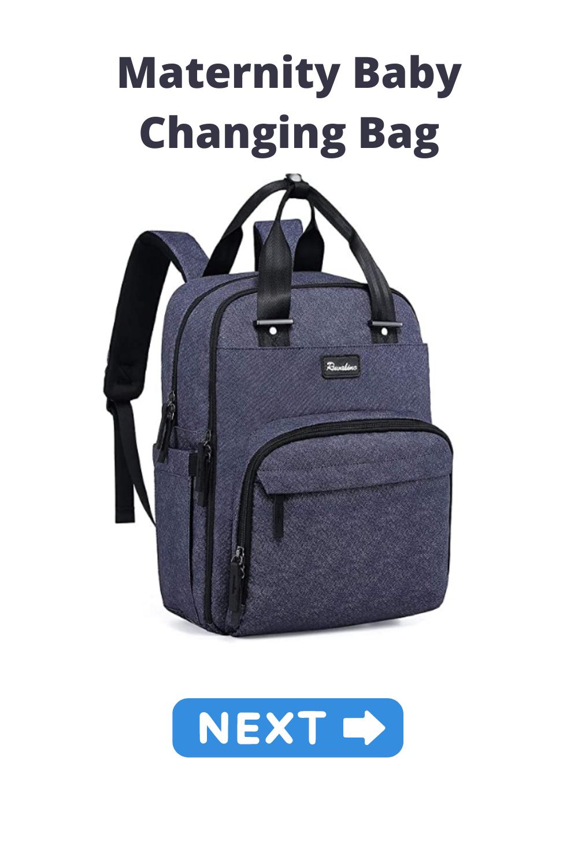 Daddy & Mommy Bag in 2020   Diaper bag backpack, Mommy bag ...