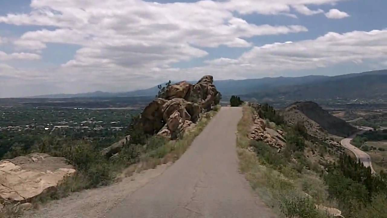 Scariest Drives Skyline Drive Canon City Colorado Aaamapmonth Canon City Colorado Travel Canon City Colorado