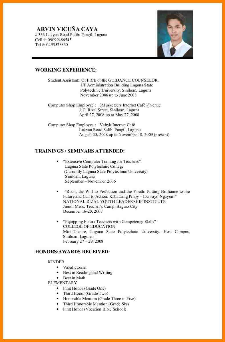 Job Resume Examples For College Students Job Resume Examples For College Students 13 Stnt Resume Examples High School And College Hloom The Art Of A Internet
