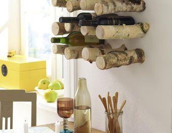 CONSTRUIRE UN CASIER A VIN Cuisine,Décoration,salon,Bosch,vin,casier à vin,créer un casier à vin ...