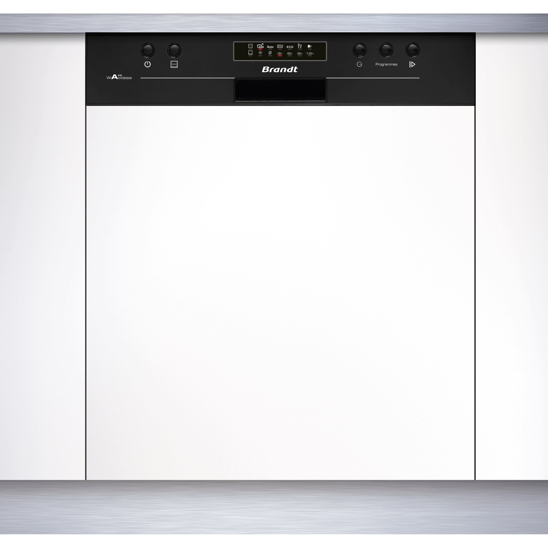 Lave Vaisselle Encastrable L 59 8 Cm Brandt Vh1704b 14 Couverts Lave Vaisselle Encastrable Lave Vaisselle Integrable Et Lave Vaisselle