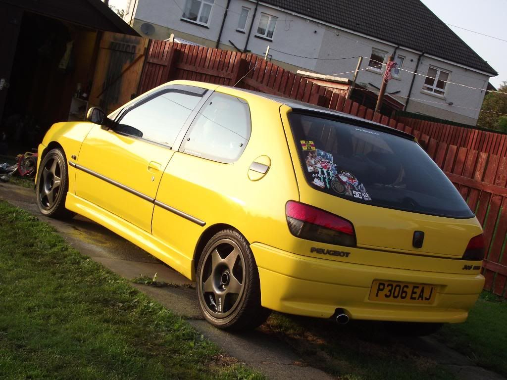 french cars peugeot 106 gti modified | peugeot | pinterest