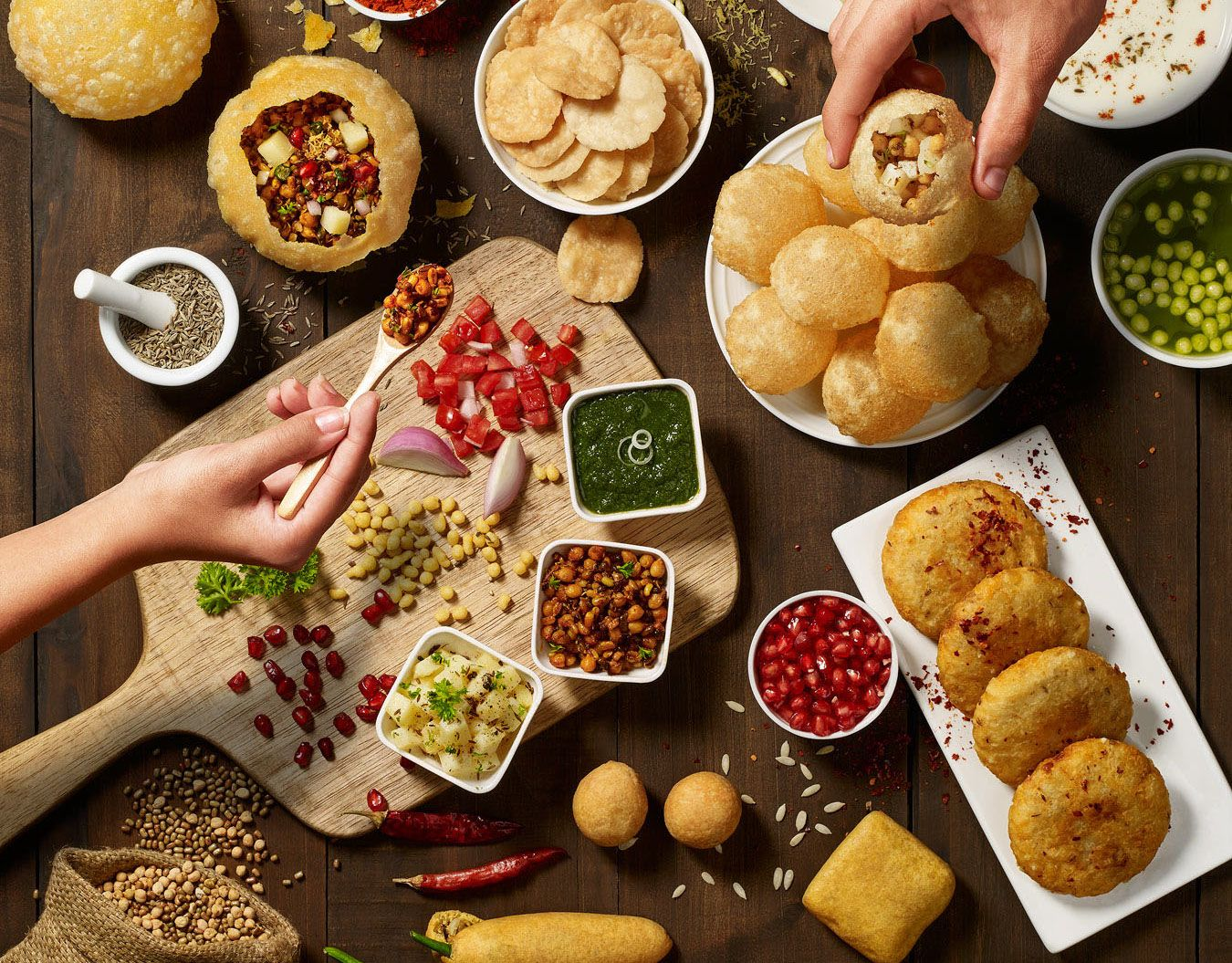 Yummy Snacks That Everyone Craves For Indian Food Photography