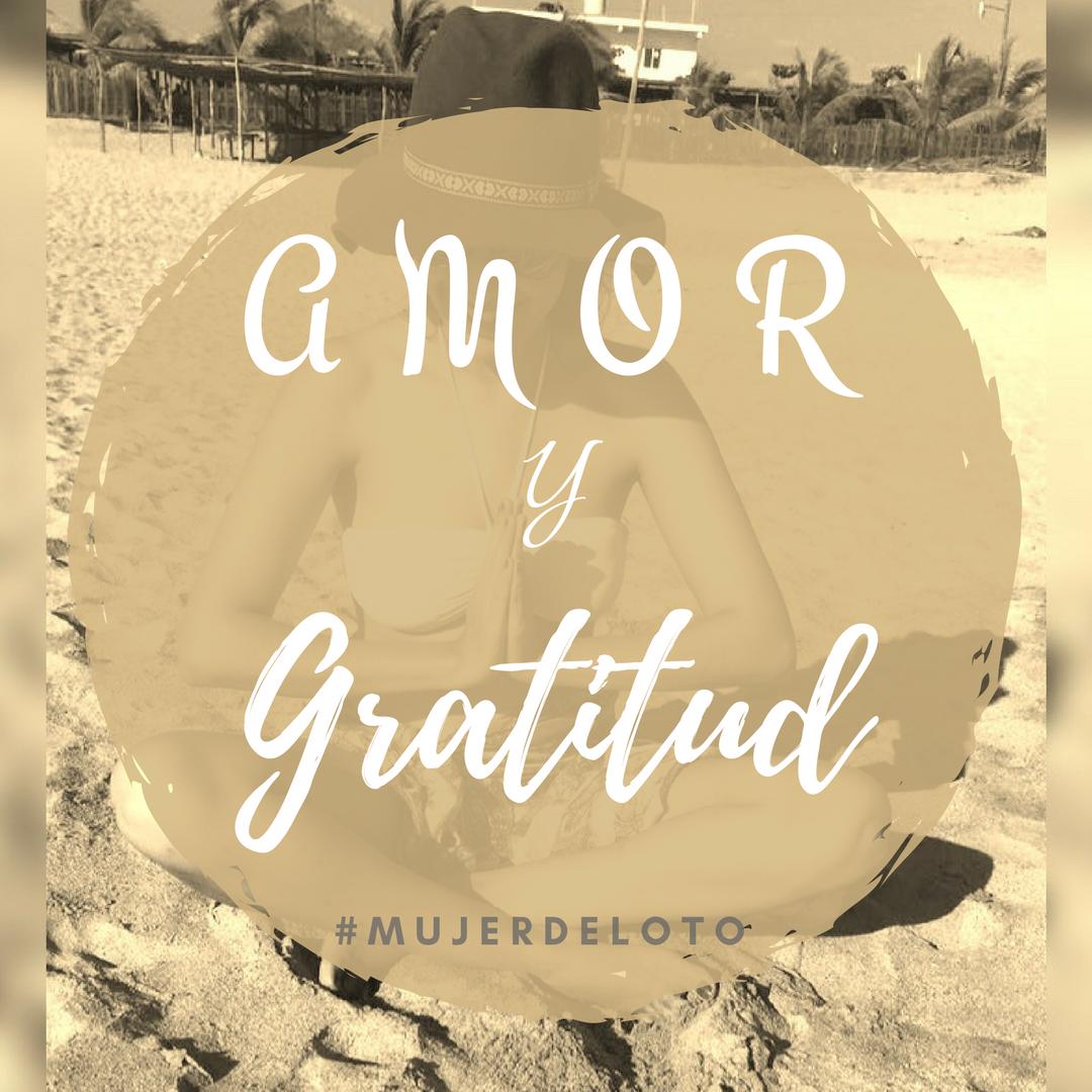 Que el Amor y la Gratitud sean parte de tu estilo de vida ❤️🙏🏻 #MujerDeLoto