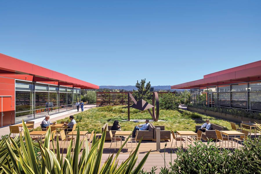 The new Stanford Hospital designed by Rafael Viñoly