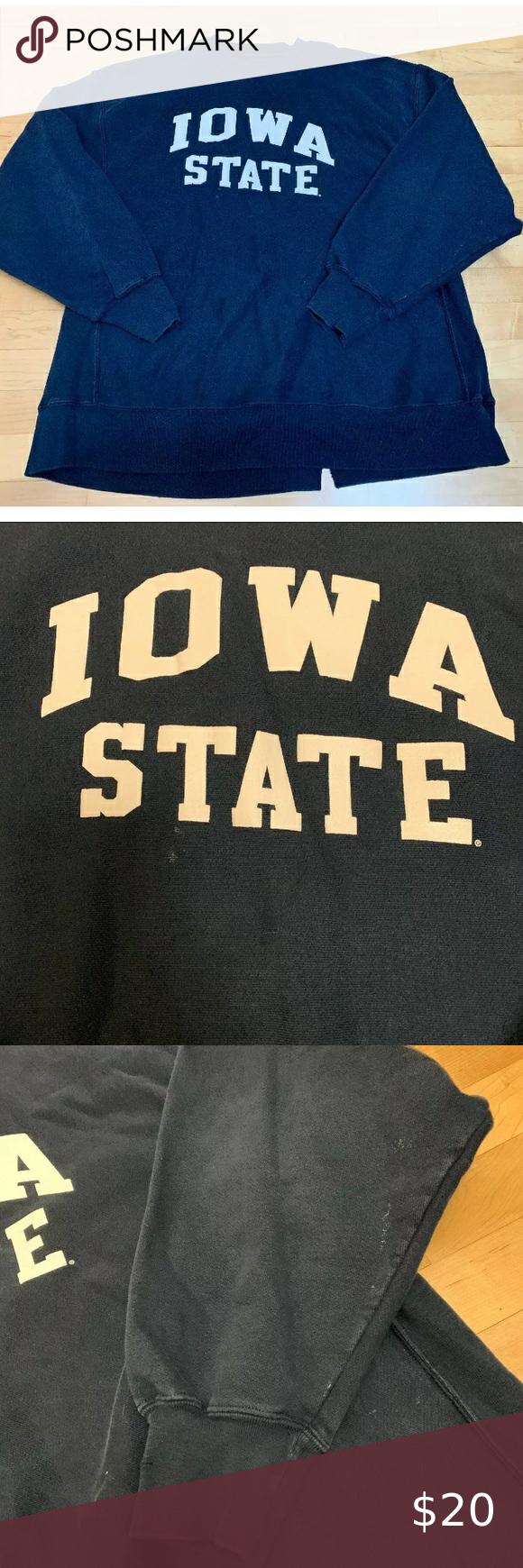 Champion Reverse Weave Iowa State Sweatshirt Champion Reverse Weave Iowa State University Cyclone In 2020 Champion Reverse Weave Iowa State University State Sweatshirt [ 1740 x 580 Pixel ]