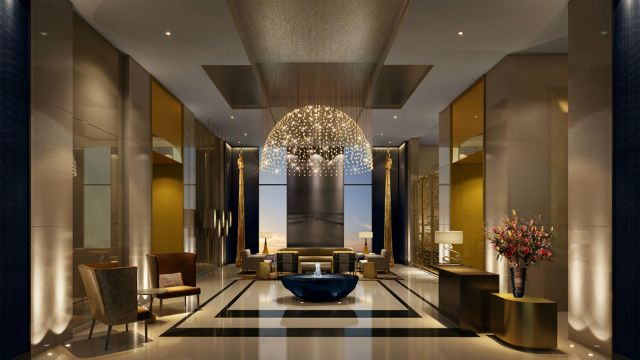 Hotel Design Ideas: Four Seasons Hotel in Dubai by Tihany Design ...
