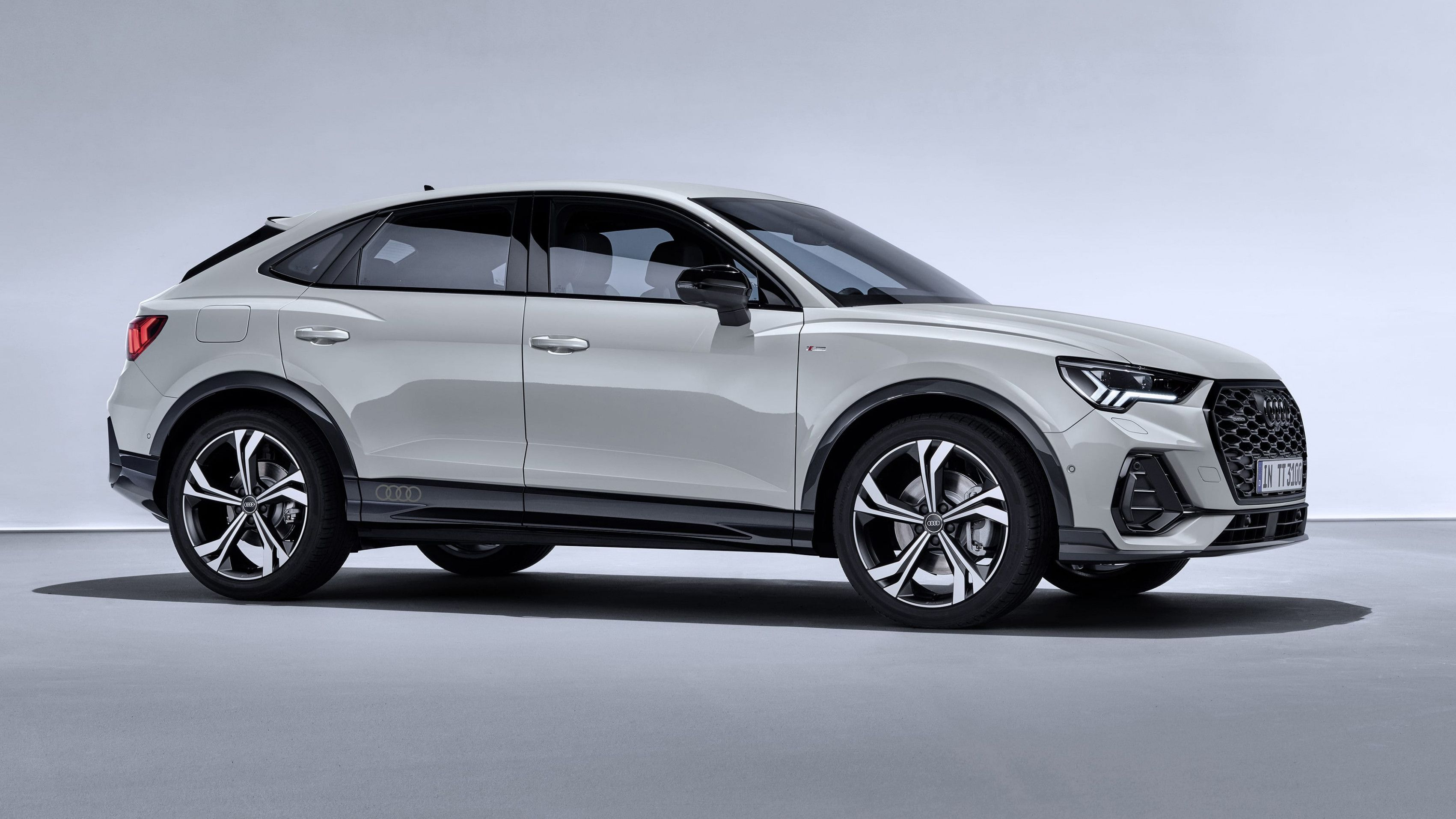 5 Audi Q5 Sportback Coupe Styled Crossover Revealed