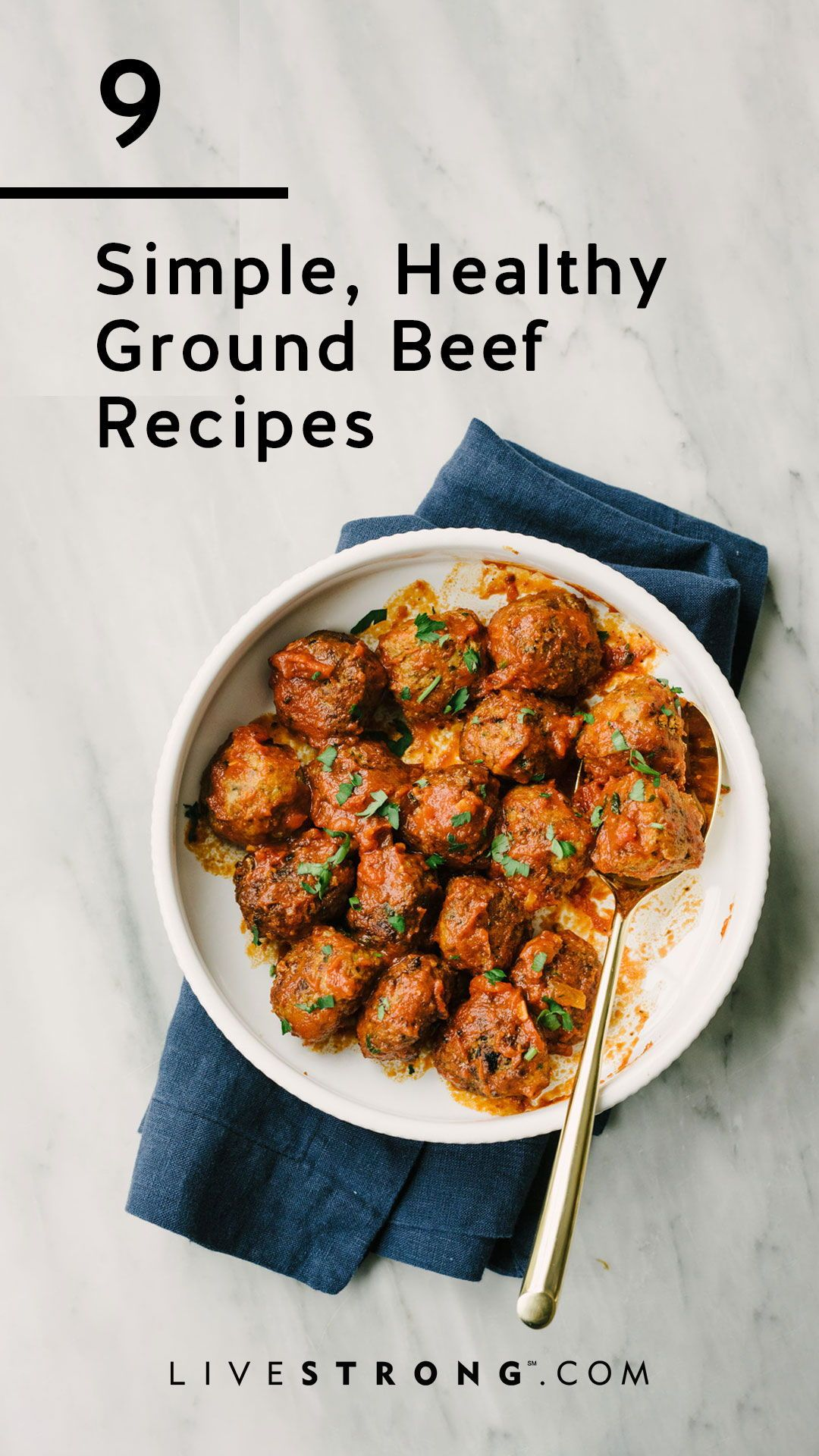 What to Look for When Buying Ground Beef — Plus 9 Healthy