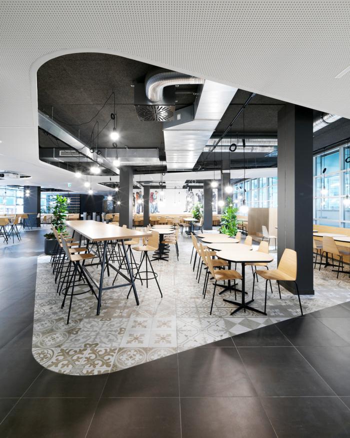 Office Room Design Software: Office Tour: SAP Österreich Offices – Vienna