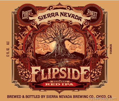 Sierra Nevada - Flipside Red IPA Seasonal