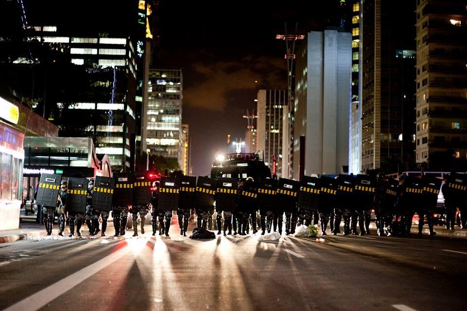São Paulo, 6.6.2013 (by Pedro Chavedar).