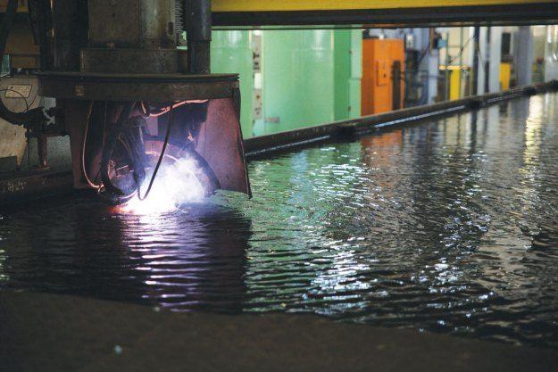 Fincantieri: a Palermo taglio della lamiera per Nieuw Statendam