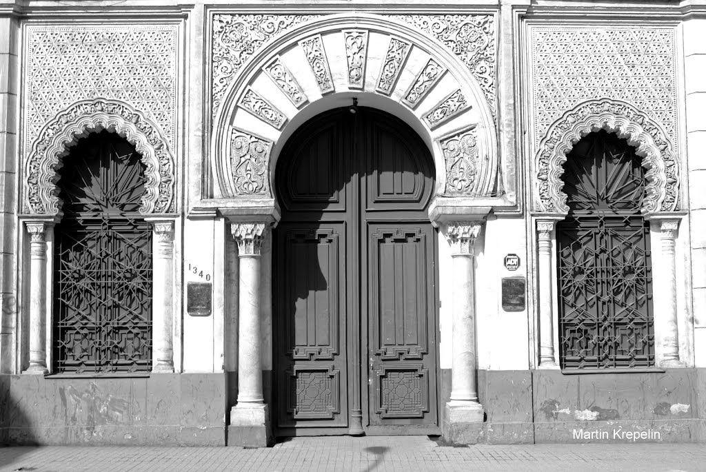 Palacio La Alhambra, Santiago