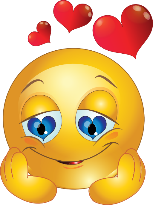 Loving Smiley-face Eyes Clipart - Clipart Kid | i lv uuuuu ...