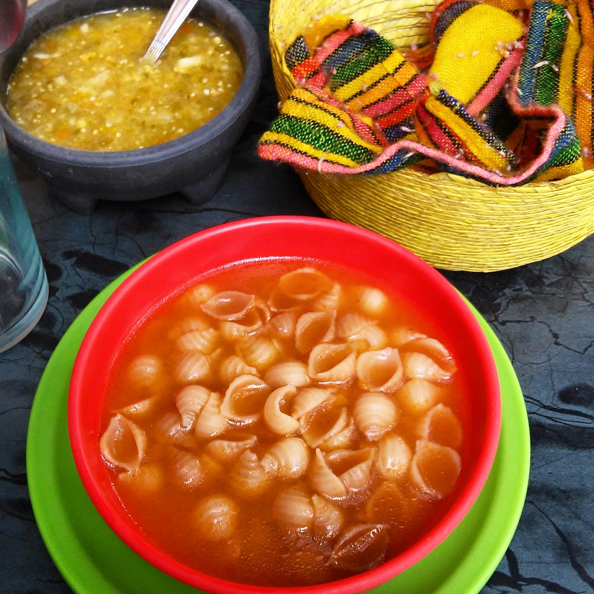 Traditional Mexican Pasta Soup The Mos Common You Will Find At Familys Table Comidamexicana Mexicancuisine Gastronomia