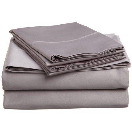 1 Flat Sheet 1 Fitted Sheet 2 Pillowcaseswell Made Of 100 Luxurious Egyptian Cotton Luxurious 300 Threa Egyptian Cotton Sheets Sheet Sets Cotton Sheet Sets