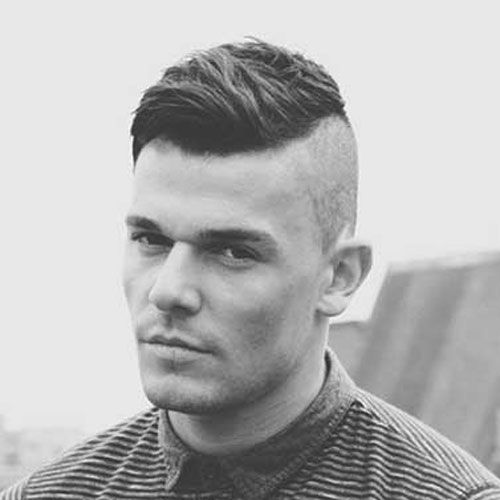 25 Cool Shaved Sides Hairstyles For Men 2020 Guide Mens Haircut Shaved Sides Shaved Sides Shaved Side Hairstyles
