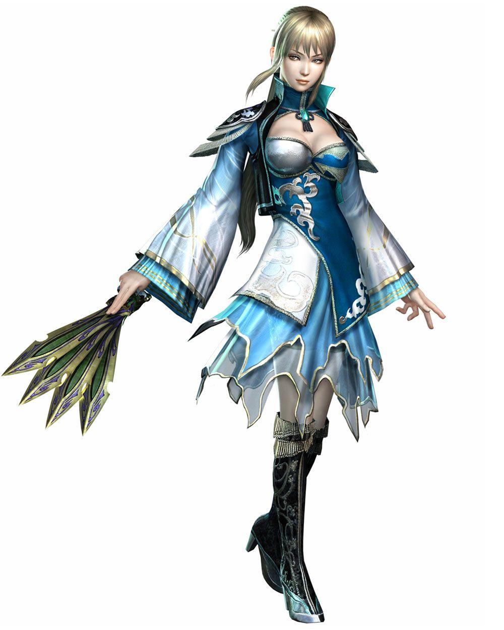 Warriors Orochi 3 Ultimate Kasumi: Warriors Orochi 3 Art