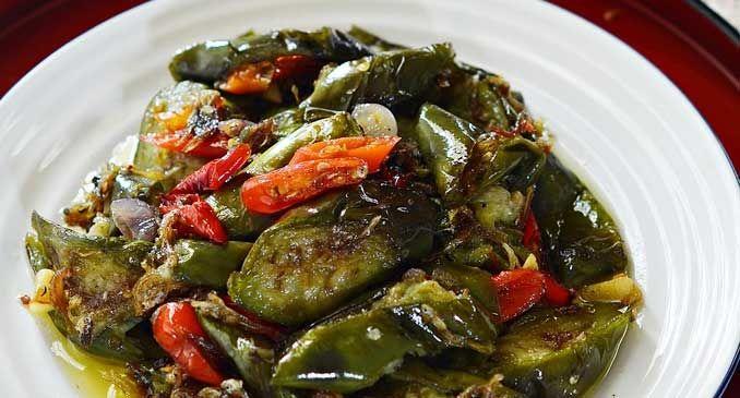 Tumis Terong Hijau Pedas Resepkoki Co Tumis Makanan Mudah Resep Masakan Indonesia
