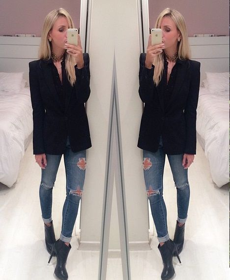 Nati Vozza Instagram - glam4you.com -  Women´s Fashion Style Inspiration - Moda Feminina Estilo Inspiração - Look - Outfit