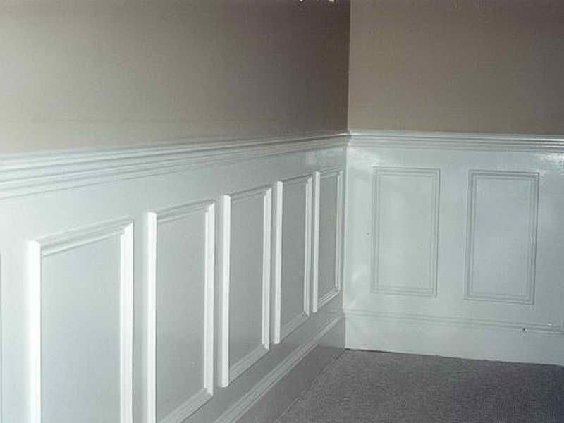 Chair Rail Molding Ideas Part - 21: 30+ Best Chair Rail Ideas, Pictures, Decor And Remodel