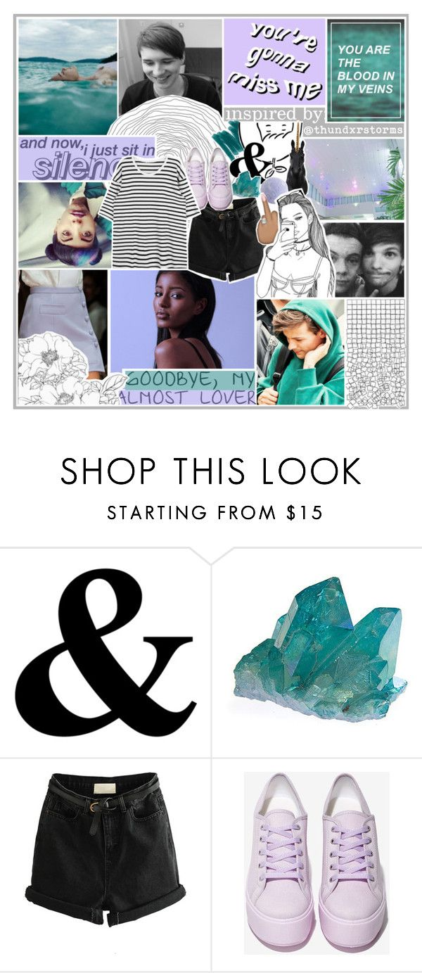 """""""bright blue ripples, you sittin', sippin' on your black cristal // inspired by tesla! x"""" by elliebonjelly ❤ liked on Polyvore featuring MANGO and Shellys"""