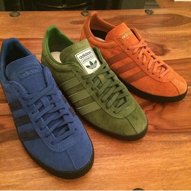The Topanga three MRN, Ardwick and California | Adidas