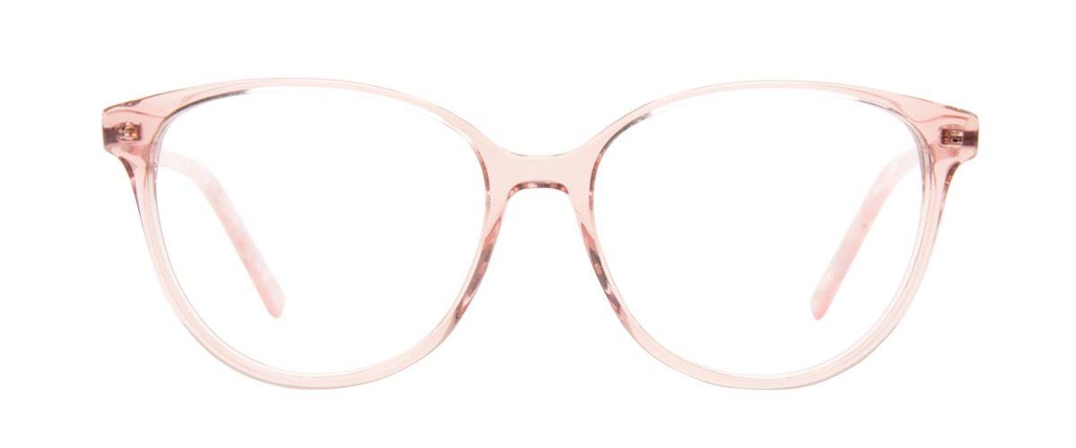 f87dafcda0 Lunettes tendance Oeil de chat Optiques Femmes Imagine II Rose Marble Face