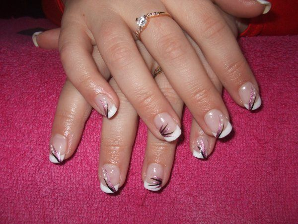 Decoration Ongles French Nails Ongles Decoration Ongle