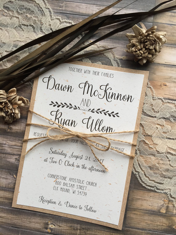 This Rustic Wedding Invitation Is Ideal For Any Country Barn Vintage Rustic Wedding Invitations Rustic Barn Wedding Invitations Whimsical Wedding Invitations