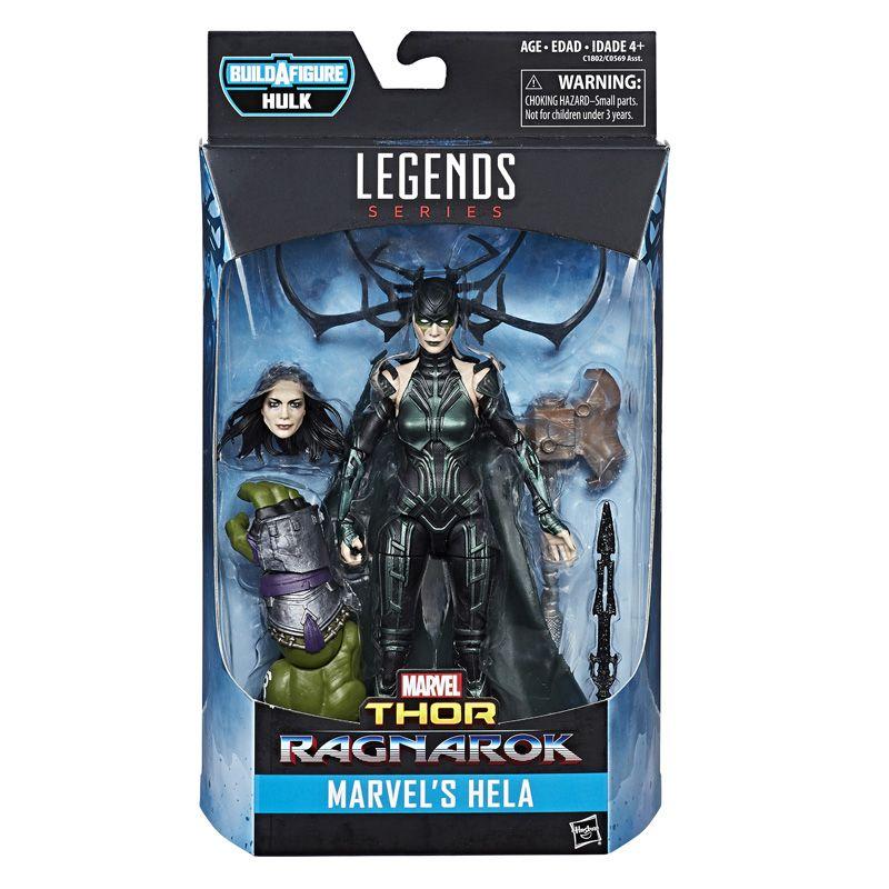 "Marvel Legends 6/"" Thor New Sealed Mint w// Cull Obsidian BAF Infinity War Avenger"