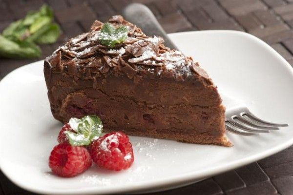 Para calmar tus antojos: 5 Recetas de tartas de chocolate