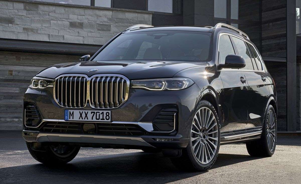 10 Most Expensive Cars And Trucks Made In America Bmw X7 Bmw New Bmw