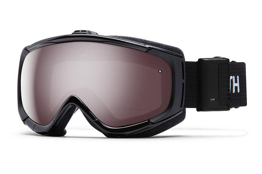 0ffd1541c6 Smith - Phenom Turbo Fan Black Goggles