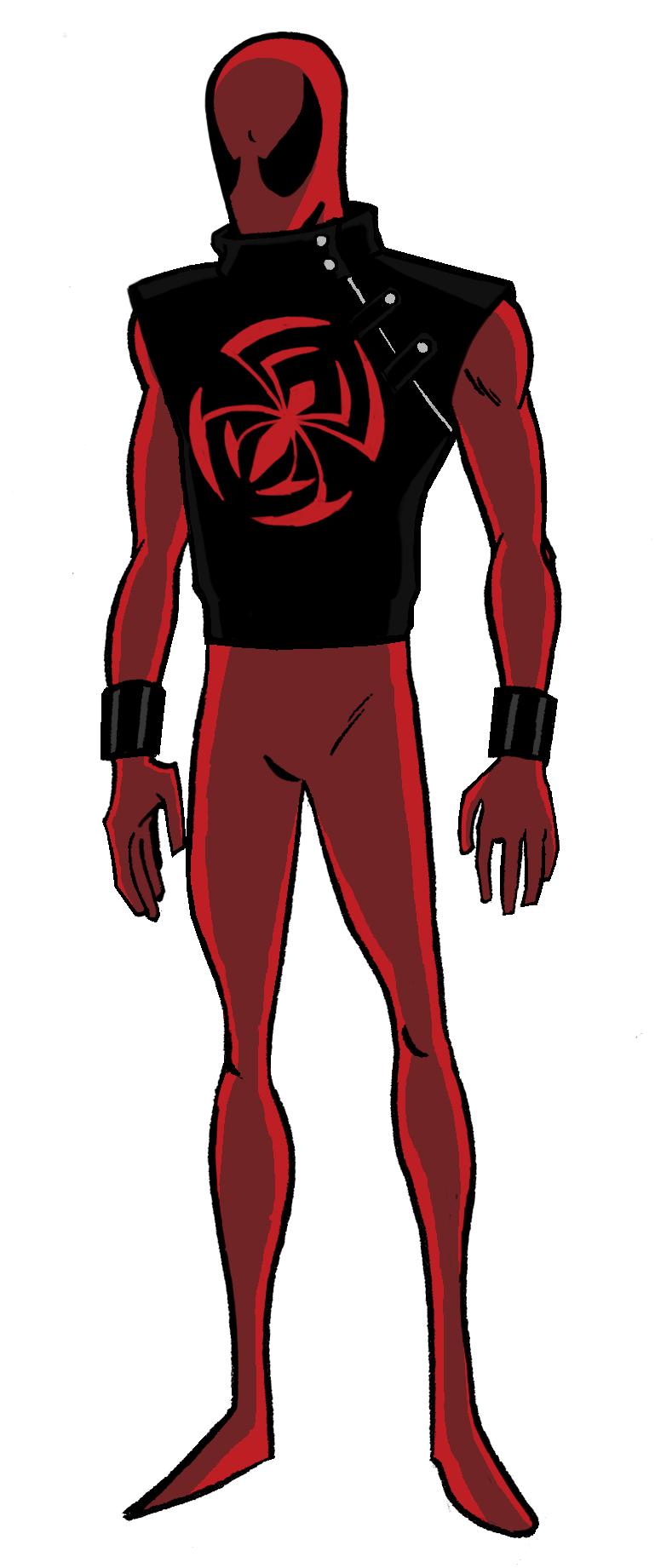 Scarlet Spider   Scarlet spider, Spider cartoon, Spider