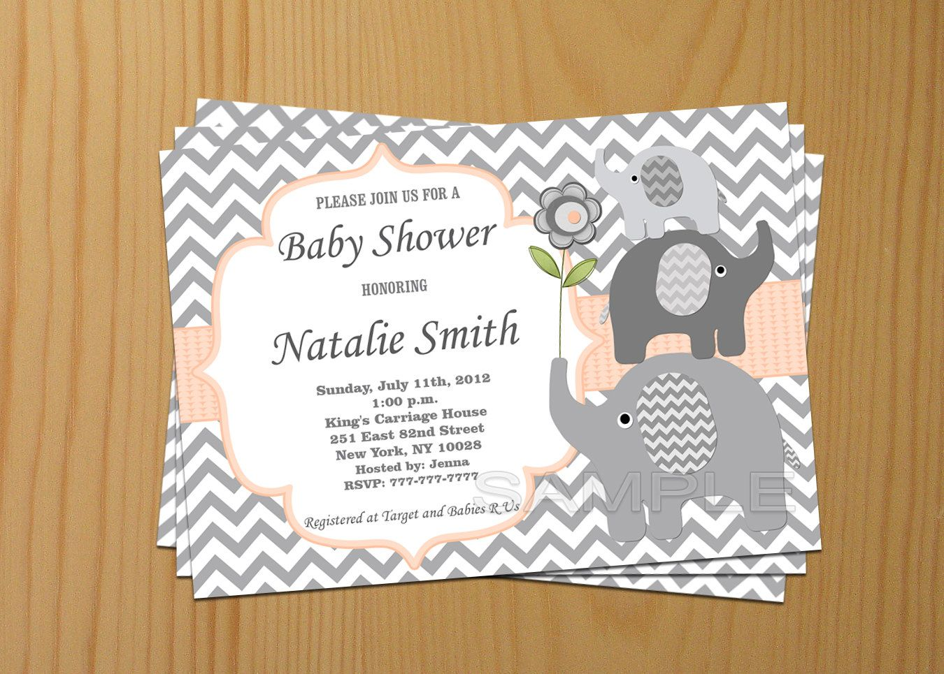 card making + baby shower invitations - Google Search | Baby Showers ...