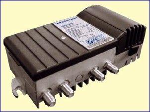 De Hirschmann GHV520 is de opvolger van de vertrouwde GHV20E. De versterker is voorzien van een ingang met testpunt en van een uitgang met testpunt. De maximale versterking bedraagt 21 dB en is instelbaar. Het frequentiebereik loopt van 47 MHz tot 1.006 MHz. De GHV520E heeft geen retour-kanaal en is dus niet geschikt voor internet via de kabel of interactieve kabel-TV! http://www.vego.nl/hirschmann/ghv520/ghv520.htm